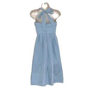 Hitherto Anthropologie Halter Dress Size 0 Pockets